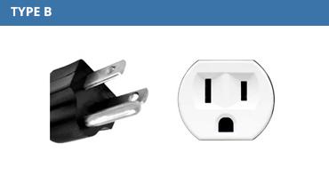 plug-typeB